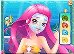 Игра Mermaid Princess Makeover