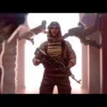 Tom Clancy's Rainbow Six Siege: Wind Bastion: оперативница Nomad