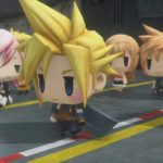 WORLD OF FINAL FANTASY: MAXIMA: Анонс игры
