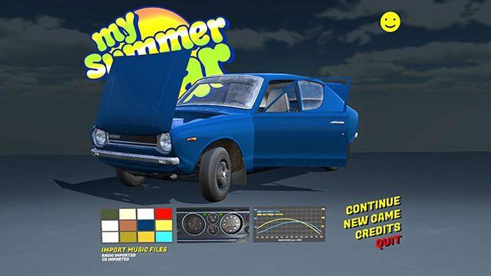 My Summer Car. Руководство по игре на ПК